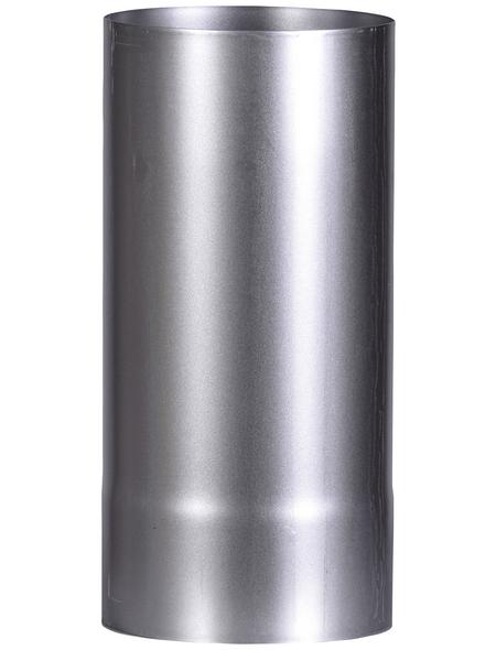 FIREFIX® Rauchrohr, ØxL: 13 x 25 cm, Stärke: 0,6 mm, Stahl