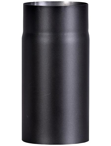 FIREFIX® Rauchrohr, ØxL: 13 x 25 cm, Stärke: 2 mm, Stahl