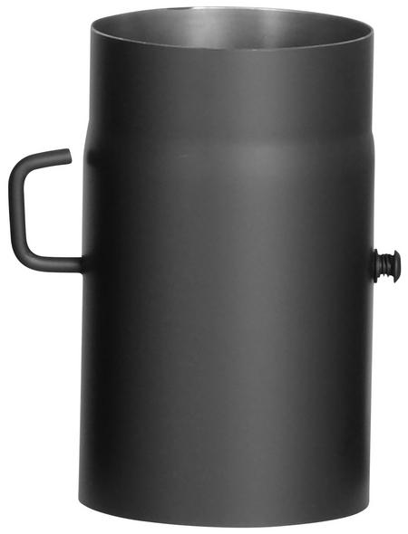 FIREFIX® Rauchrohr, ØxL: 15 x 25 cm, Stärke: 2 mm, Stahl