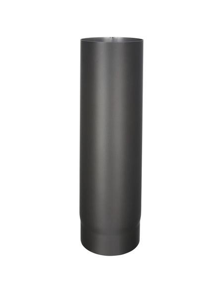 FIREFIX® Rauchrohr, ØxL: 15 x 50 cm, Stärke: 2 mm, Stahl