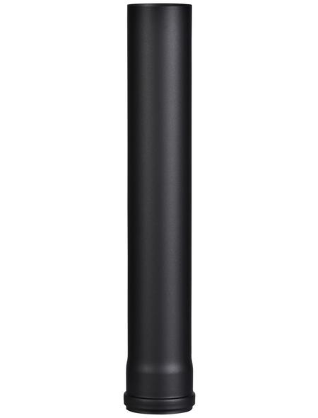 FIREFIX® Rauchrohr, ØxL: 8 x 50 cm, Stärke: 1,2 mm, Stahl