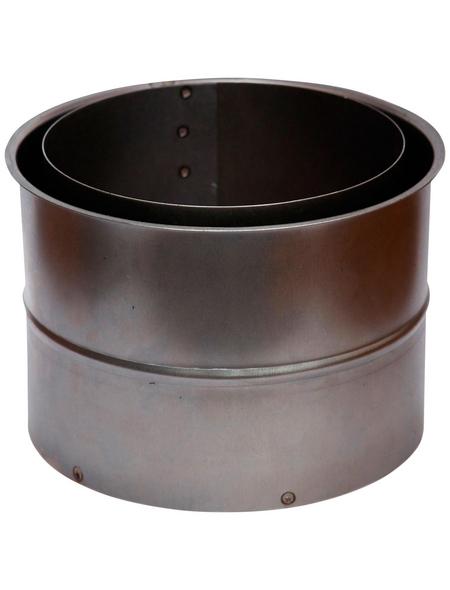 COLOR EMAJL Rauchrohr-Set, Ø 150 mm