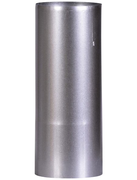 FIREFIX® Rauchrohrbogen, ØxL: 10 x 25 cm, Stärke: 0,6 mm, Stahl