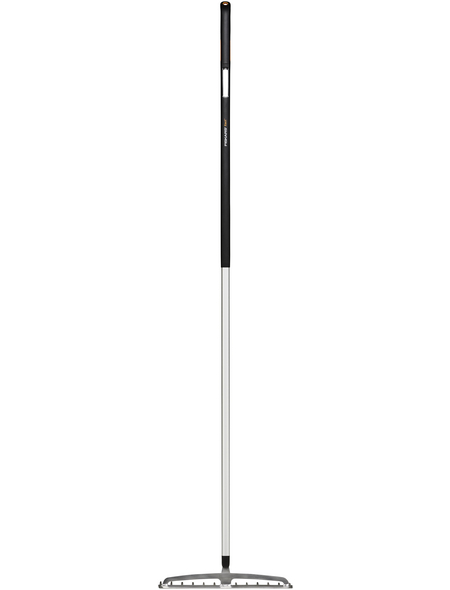 FISKARS Rechen »Xact«, Arbeitsbreite: 37,3 cm, schwarz/orange