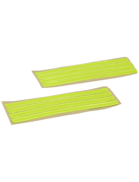 PROPHETE Reflektionssticker, gelb, 8 St.
