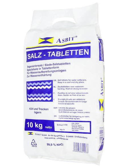 ASBIT Regenerier-Salztabletten