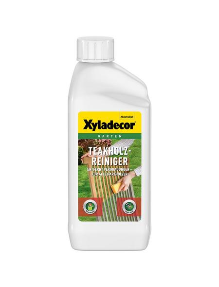 XYLADECOR Reiniger, 0,75 l, für HartHolz