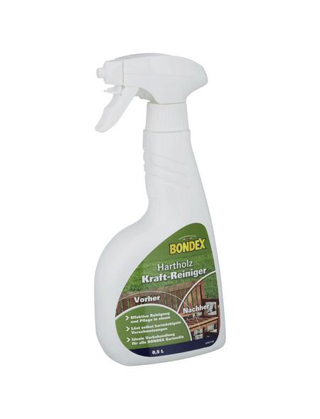 BONDEX Reiniger, für Holz, Formflasche mit Spritzdüse, 0,5 l