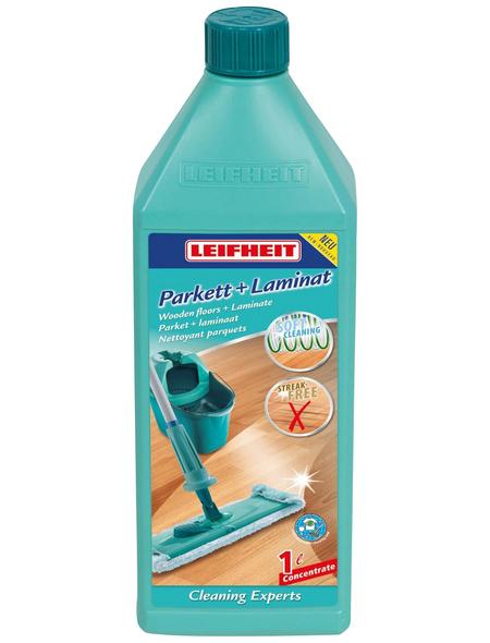 LEIFHEIT Reinigungsmittel, 1 l, für Laminat/Parkett