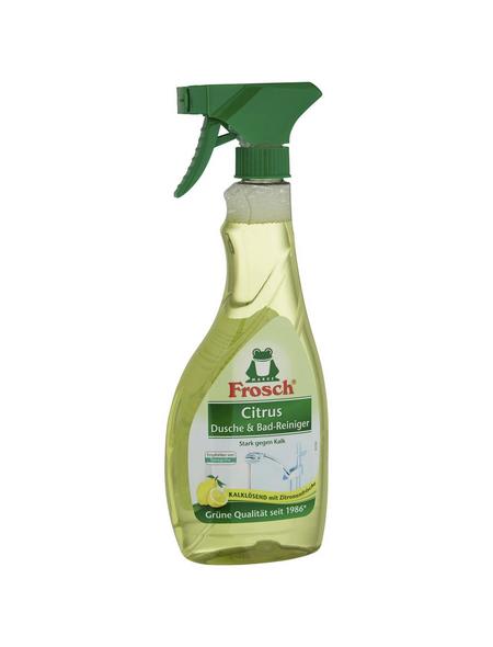 Frosch® Reinigungsmittel, Flasche mit Sprühkopf, 0,5 l