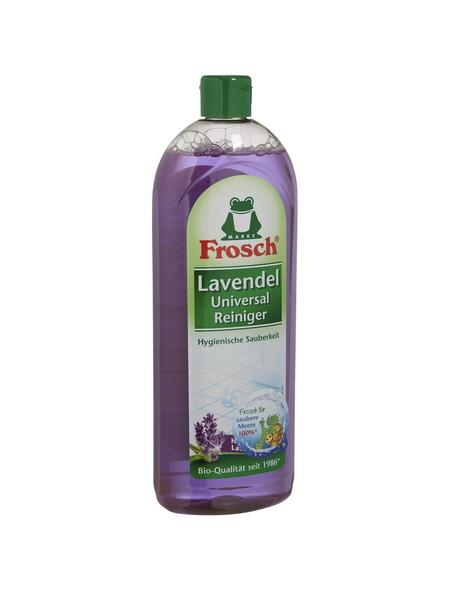 Frosch® Reinigungsmittel »Lavendel«, für abwaschbare Oberflächen, Flasche mit Dosierer, 0,75 l