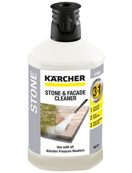 KÄRCHER Reinigungsmittel »Plug 'n' Clean«, 1 l, für Stein