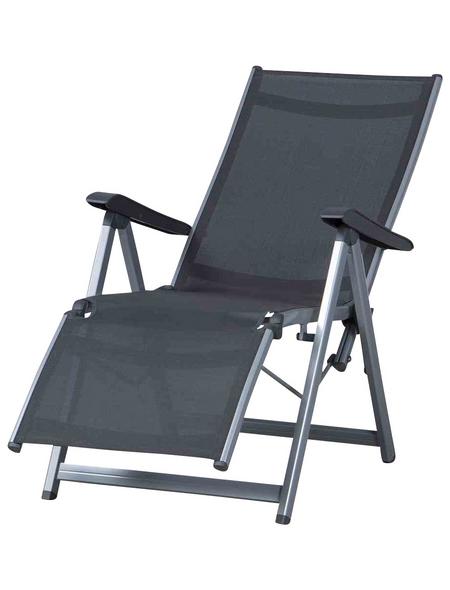 KETTLER Relaxliege »Basic Plus«, Gestell: Aluminium