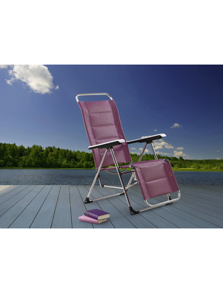 BEST Relaxliege »Young Collection«, Gestell: Aluminium