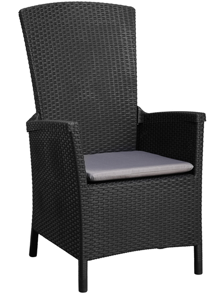 BEST Relaxsessel »Capri«, Gestell: Kunststoff, inkl. Auflage