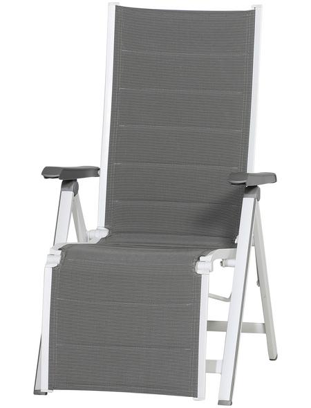 MWH Relaxsessel »Futosa«, Aluminium, Klappfunktion