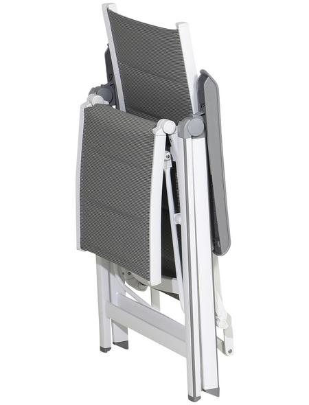 MWH Relaxsessel »Futosa«, Gestell: Aluminium, Klappfunktion