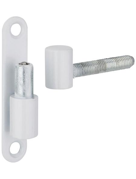 HETTICH Renovierband, Stahl, Ø 15 x 83,5 mm, 2 St.