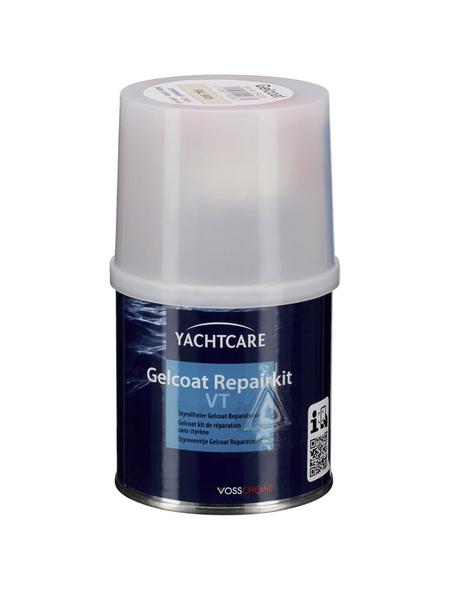 yachtcare® Reparaturset, Lösemittelbasis, cremeweiß, matt
