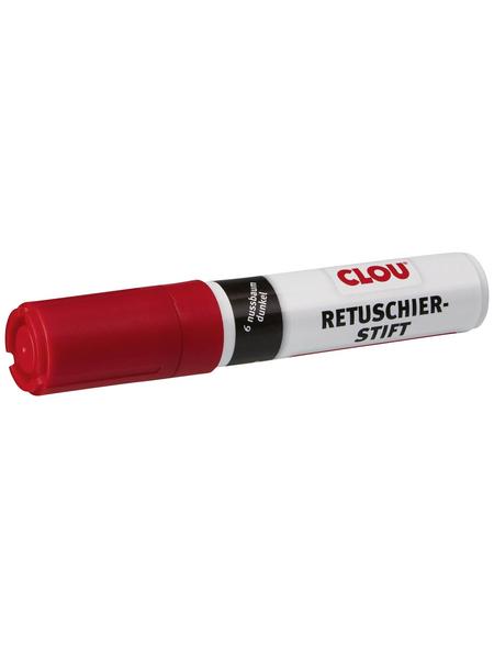 CLOU Retuschierstift, nussbaumfarben