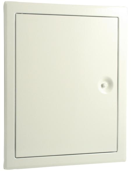MARLEY Revisionstür, Weiß, 20 x 25 cm