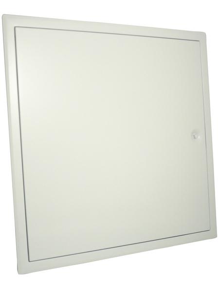 MARLEY Revisionstür, Weiß, 35 x 35 cm