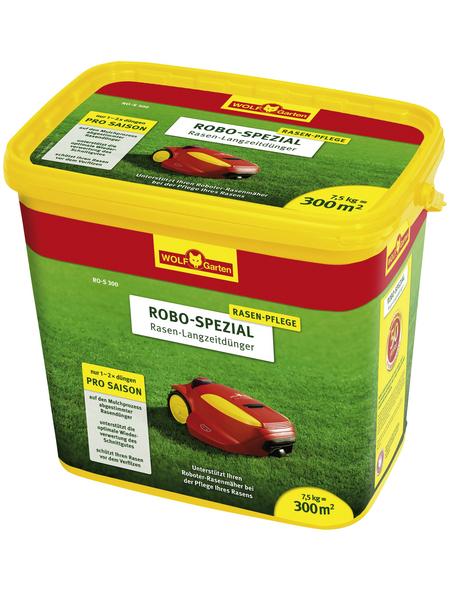 WOLF GARTEN Robo-Spezial-Rasen-Langzeitdünger RO-S 300 7,5 kg
