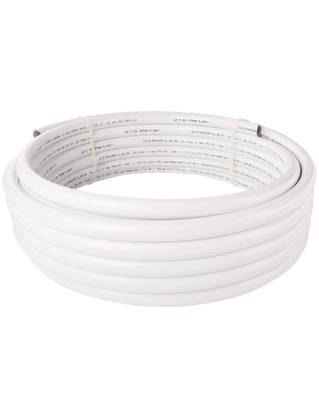 WIROFLEX® Rohr, Kunststoff/Aluminium, Ø20 x 1000 cm