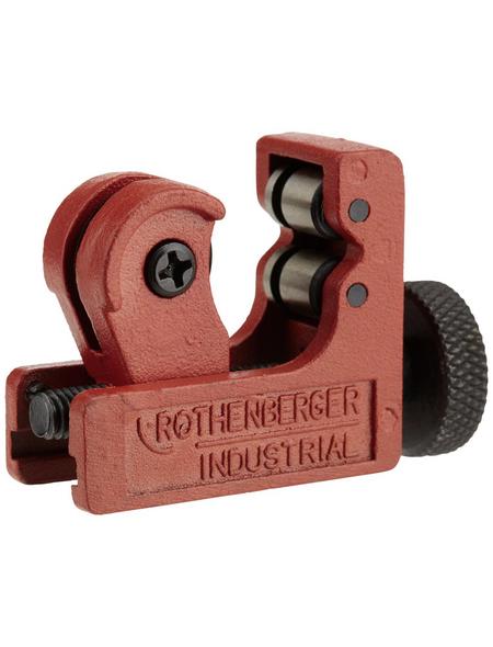 ROTHENBERGER Rohrabschneider, für Kupfer-, Messing-, Aluminium- und dünne Stahlrohre Ø 6-22 mm