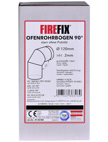 FIREFIX® Rohrbogen, Ø 120 mm