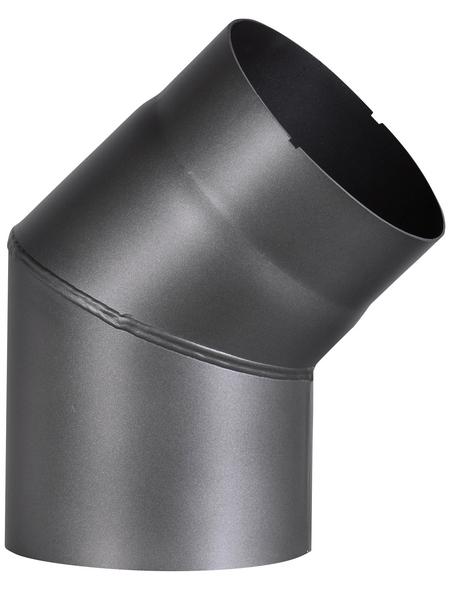 FIREFIX® Rohrbogen, Ø: 15 cm, Stärke: 2 mm, Stahl
