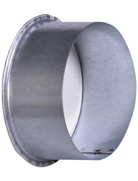 FIREFIX® Rohrkapsel, Ø: 10 cm, Stärke: 0,6 mm, Stahl