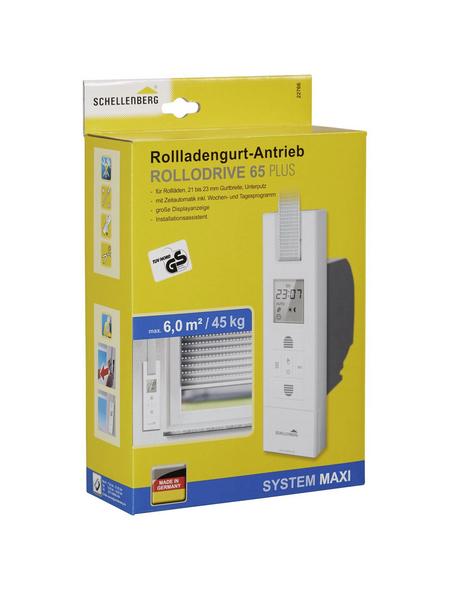 SCHELLENBERG Rolladengurt-Antrieb »ROLLODRIVE 65«, für6m²