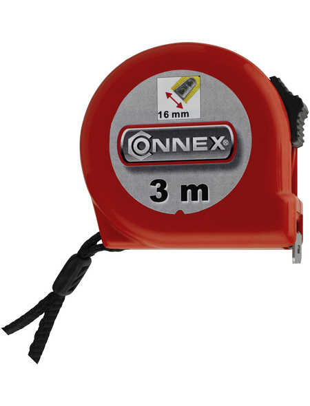 CONNEX Rollbandmaß 3000 mm
