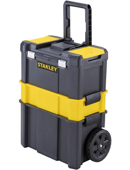 STANLEY Rollende Werkstatt , Essential™, LxBxH: 475 x 285 x 623 mm, 20 kg, 20 kg