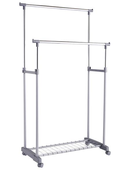 ZELLER Rollkleiderständer, Breite: 43 cm