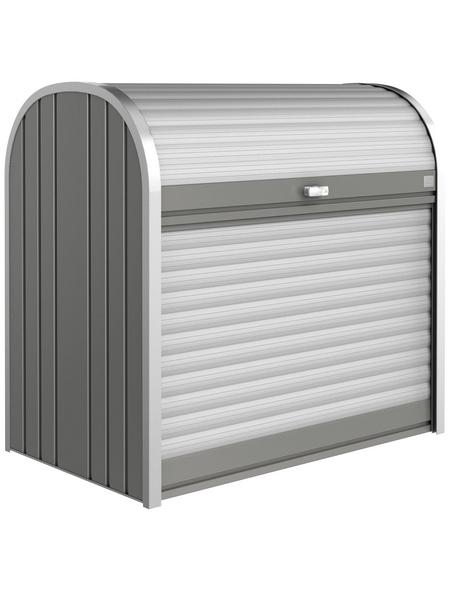 BIOHORT Rollladenbox »StoreMax«, (B x T x H): 117 cm x 73 cm x 109 cm