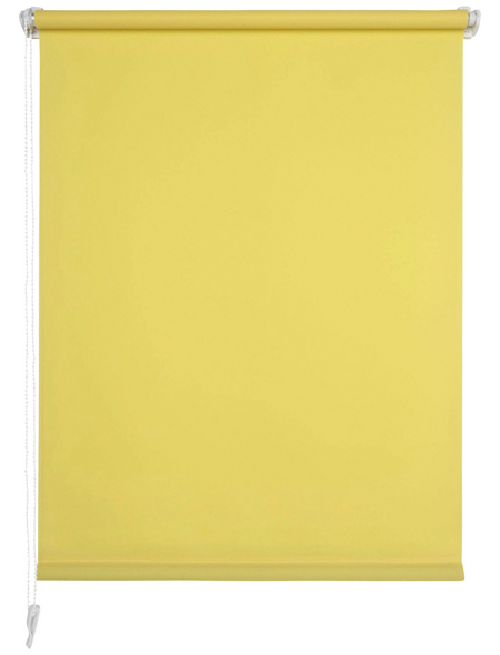LIEDECO Rollo »Klemmfix«, gelb, Polyester