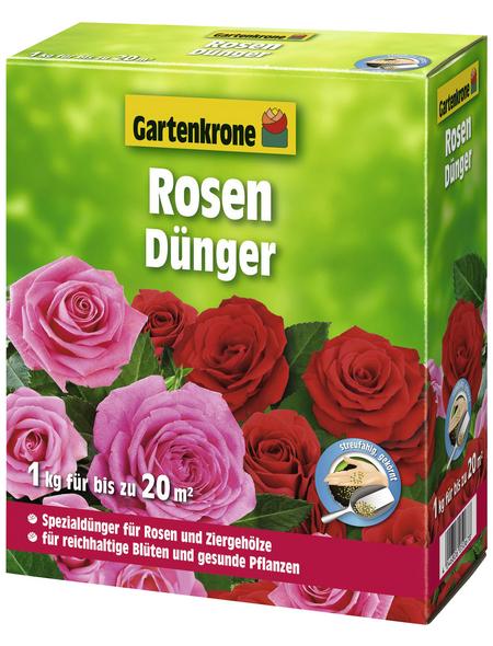 GARTENKRONE Rosendünger 1 kg