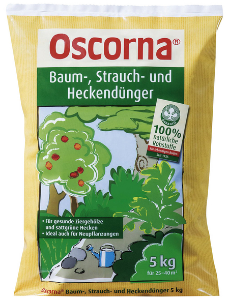 Oscorna Rosendünger, 1 kg, für 15 m²
