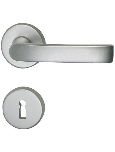 ALPERTEC Rosettengarnitur »Vanda«, Aluminium