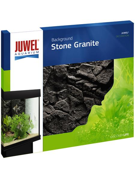 Rückwand, granitgrau