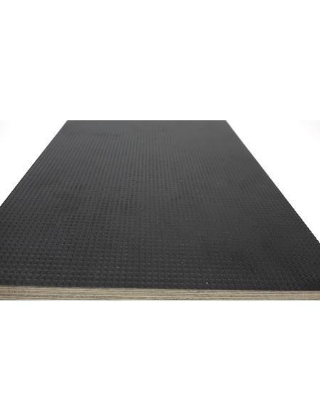 Rückwandplatte, BxL: 2070 x 2800 mm, weiß