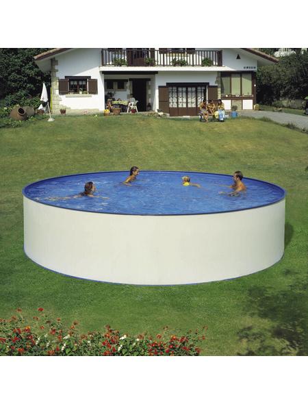 SUMMER FUN Rundbecken-Set,  rund, Ø x H: 300  x 120 cm