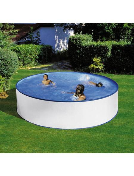 SUMMER FUN Rundbecken-Set,  rund, Ø x H: 350  x 120 cm