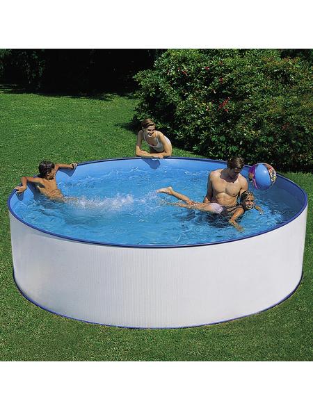 SUMMER FUN Rundbecken-Set,  rund, Ø x H: 350  x 90 cm