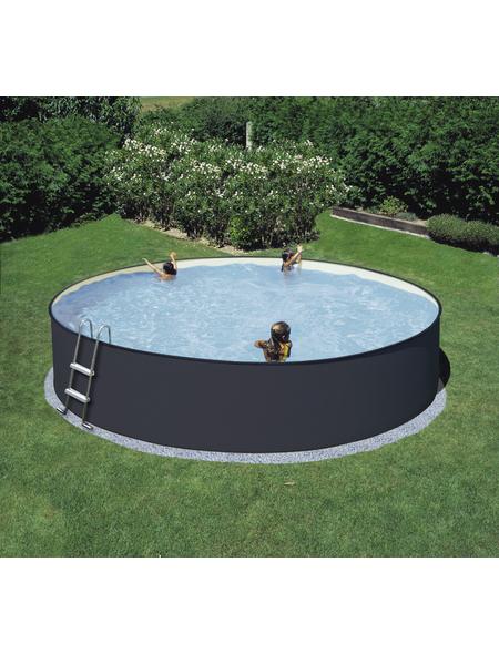 SUMMER FUN Rundbecken-Set,  rund, Ø x H: 400  x 120 cm