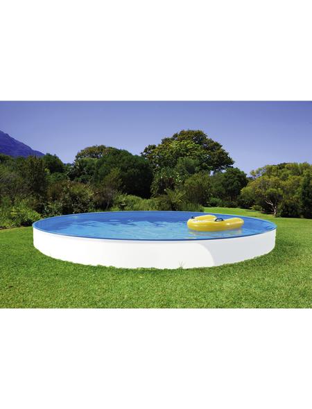 SUMMER FUN Rundbecken-Set,  rund, Ø x H: 500  x 120 cm