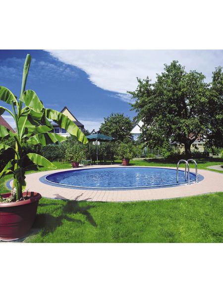 SUMMER FUN Rundbecken-Set,  rund, Ø x H: 500  x 150 cm