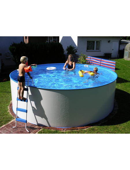 SUMMER FUN Rundpool »Basic«, rund